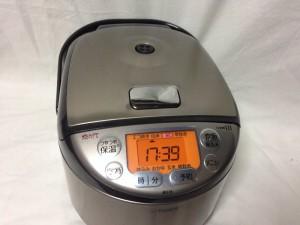 H炊飯ジャータイガー炊きたてミニJKI-550
